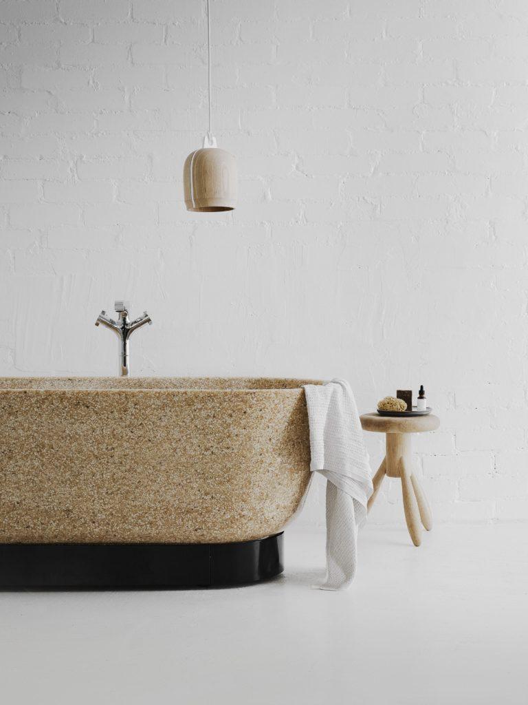 Woodio Freestanding Bathtub