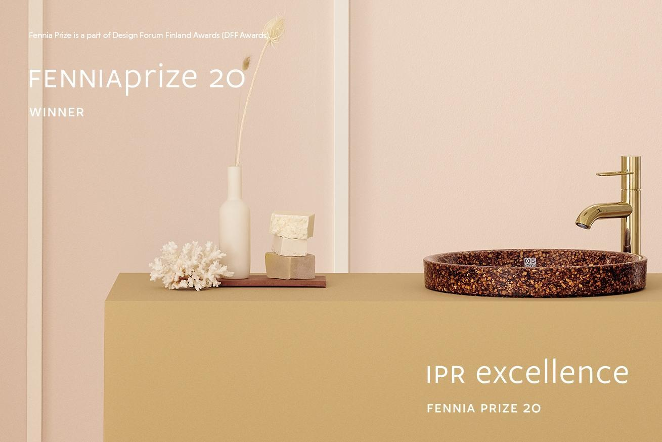 Fennia Prize is one of Finland's most prominent design competitions